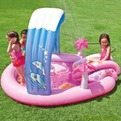 Игровой центр с бассейном Hello Kitty от 2 лет 211*162*120 см Intex (57137) купить оптом и в розницу