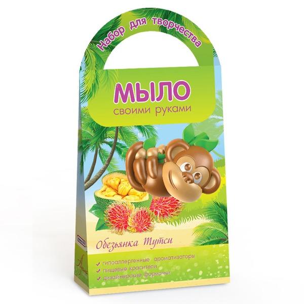 Набор ДТ Мыло Обезьянка Тутси С0218 купить оптом и в розницу