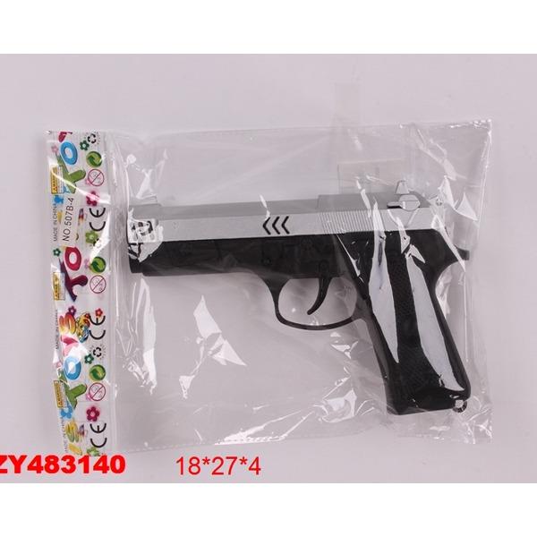 Пистолет 507В-4 трещетка в пак. купить оптом и в розницу
