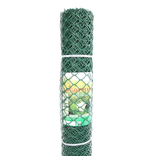 Сетка садовая, размер 1,9*10 м, размер ячеек 55*58 мм (хаки) купить оптом и в розницу