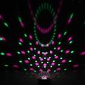Светодиодный диско шар ″Купол″, RGB(красный, зеленый, синий) mSD + USB MP3, вращение, mic, auto, купить оптом и в розницу