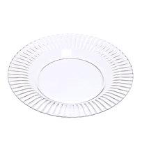 Тарелка пластиковая 19 см купить оптом и в розницу