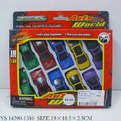 Набор машин металл 1310-ВА 10 шт. LITTLE ANT купить оптом и в розницу