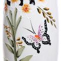 Ваза керамическая ″Бабочки″ 25см Y082С-В купить оптом и в розницу