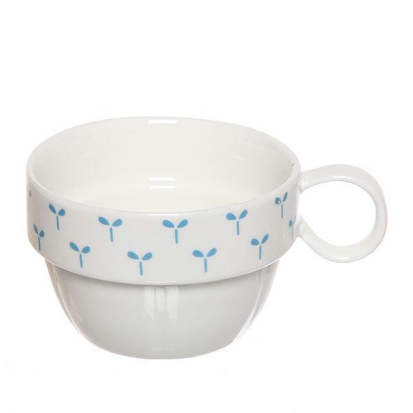 Набор чайный керамический 3 предмета (чайник500мл+2кружки 200мл) ″Зайцы″ купить оптом и в розницу