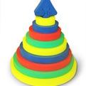 """Пирамида обьемная 316 Круг """"Бомик"""" купить оптом и в розницу"""