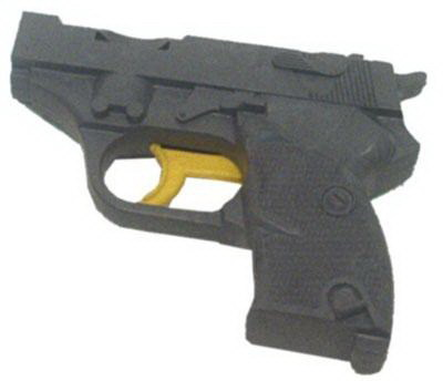 Пистолет 50005 с дисками Плейдорадо /50/ купить оптом и в розницу