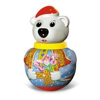 Неваляшка Белый медведь Тема мал. 01739 п/п /14/ купить оптом и в розницу