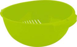 Дуршлаг зеленый Curver/ *6 шт купить оптом и в розницу
