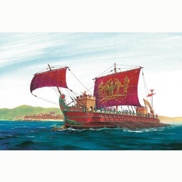 Сб.модель 9019ПН Римская Императорская Трирема купить оптом и в розницу