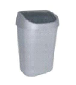 Контейнер для мусора 25 л SWING Curver сереб./графит./*4 шт купить оптом и в розницу