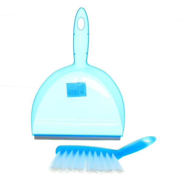 Набор для уборки, щетка-сметка, совок для мусора 26см. 8302 купить оптом и в розницу
