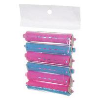 Бигуди пластмассовые-коклюшки пластиковые 6шт, d=16мм купить оптом и в розницу