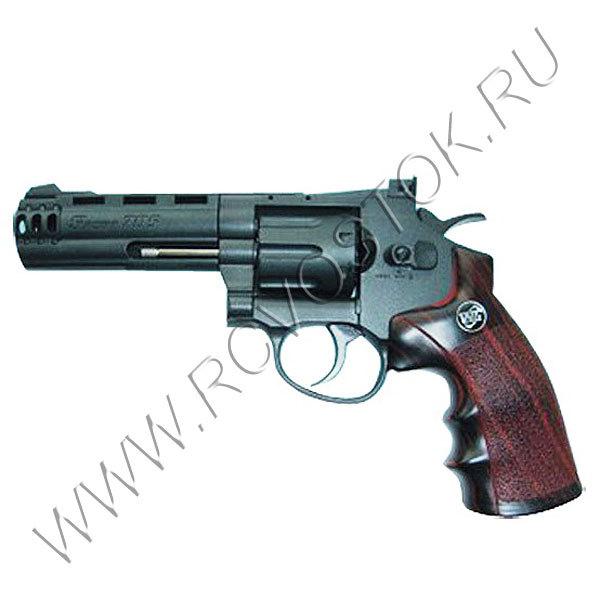 Револьвер пневматический BORNER Sport 705 (Smith&Wesson) купить оптом и в розницу