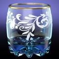 Набор стаканов для виски 6шт 305мл ″Веточка″ купить оптом и в розницу