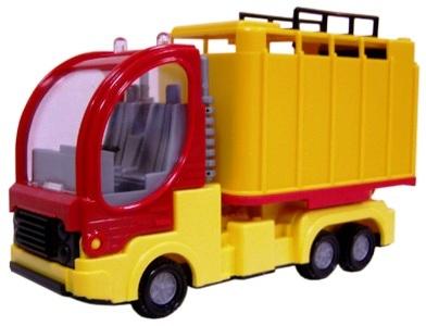 Автомобиль Дальнобойщик фургон малый С-41-Ф /18/ купить оптом и в розницу
