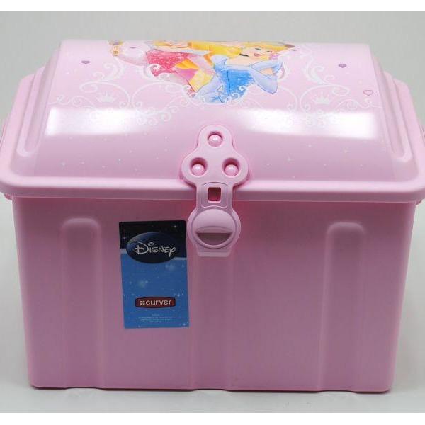 Сундучок для сокровищ DISNEY PRINCESS розовый Curver (386*513*373) /4 шт купить оптом и в розницу