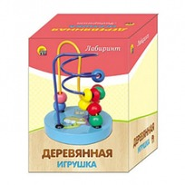 Дер. Лабиринт синий ИД-9251 купить оптом и в розницу