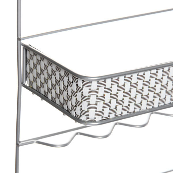 Полка для ванны металлическая 50х23х11см. CZ040-W2 купить оптом и в розницу