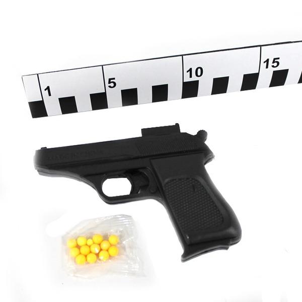 Пистолет пневм. 6617 в пак. купить оптом и в розницу