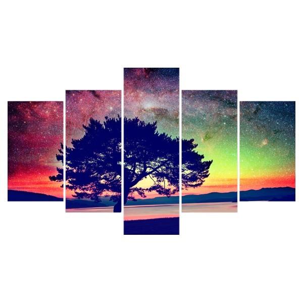 Картина модульная полиптих 75*130 Природа диз.1 1-02 купить оптом и в розницу