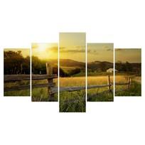 Картина модульная полиптих 75*130 Природа диз.3 3-02 купить оптом и в розницу