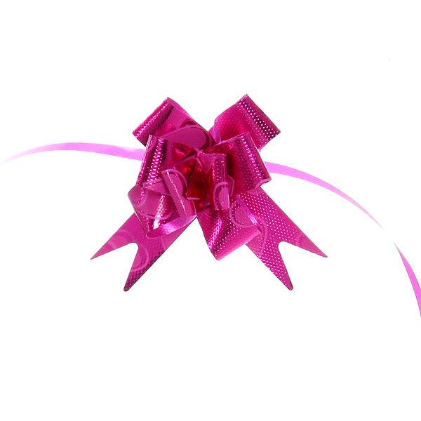 Бант-Бабочка (набор 10шт) №12 Розовое сердечко 22см 2 купить оптом и в розницу