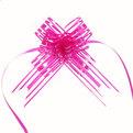 Бант-Бабочка Блеск (набор 10шт) №30 Розовый 50см 27 купить оптом и в розницу