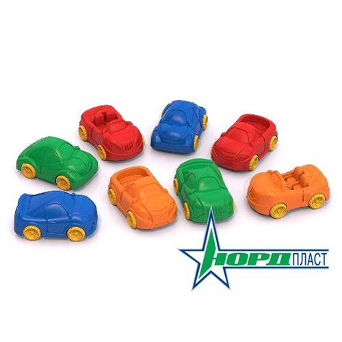 Автомобиль Ашки мини 8шт 263 Норд /30/ купить оптом и в розницу