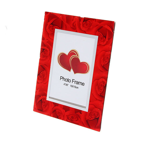 Фоторамка из стекла ″LOVE″ 10х15см JT 083 купить оптом и в розницу