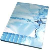 Книга учета А4, 96л, линейка, офсет, твердая обложка, Ульяновск купить оптом и в розницу