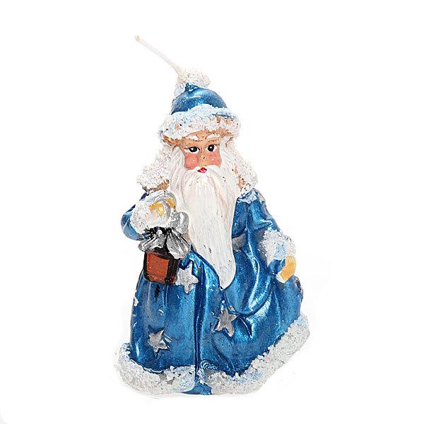 Свеча Новогодняя ″Дед мороз″ 8,5 см купить оптом и в розницу