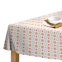 Скатерть ″Tea room″ 110*140см полиэстер, дизайн 1/40/8 67457 купить оптом и в розницу