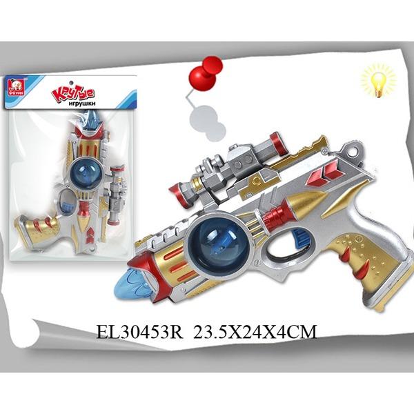 Пистолет 30453ELR/809WC на бат. BESTценник купить оптом и в розницу