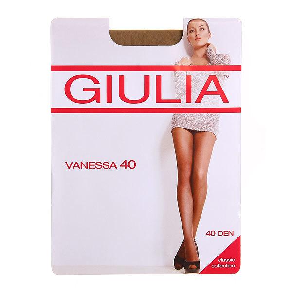 Колготки женские GIULIA / VANESSA 40 (glace), р. 2 купить оптом и в розницу