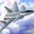 Сб.модель П7252 Самолет МиГ-1,44 купить оптом и в розницу