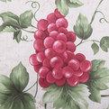 Скатерть ″Ассорти″ 140*220см полиэстер, виноград Ультрамарин купить оптом и в розницу