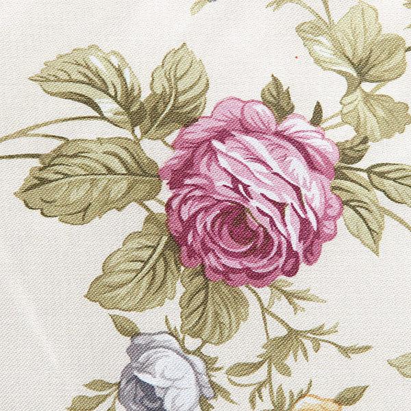 Скатерть ″Ассорти″ 140*220см полиэстер, розы Ультрамарин купить оптом и в розницу