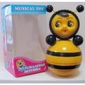 Неваляшка Пчелка 220мм 6С-0011 купить оптом и в розницу