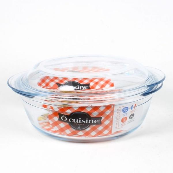 Кастрюля круглая O CUISINE 23см 2.3л (1/3) купить оптом и в розницу