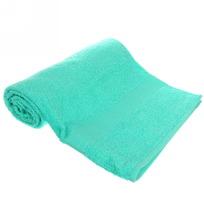 Махровое полотенце 70*140см светло-зеленое ЭК140 Д01 купить оптом и в розницу