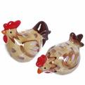 Набор для специй на подставке 2 шт ″Петушки″ 14825 купить оптом и в розницу