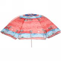 Зонт пляжный, диам.100 см купить оптом и в розницу
