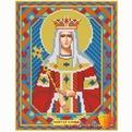 Набор ДТ Картина стразами Икона Святая Елена АЖ-2004 купить оптом и в розницу