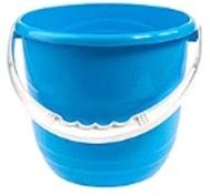 """Ведро """"Practic"""", 12 л (голубая лагуна)  *10 купить оптом и в розницу"""