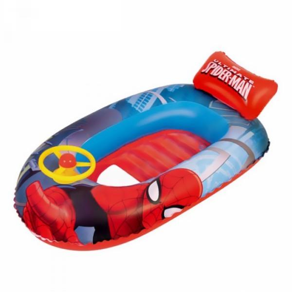 Игрушка лодка 112*70 см Spider-Man Bestway (98009B) купить оптом и в розницу