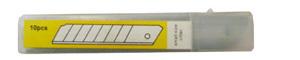 Лезвие сменное д/ножа YIWU малое 10шт. купить оптом и в розницу