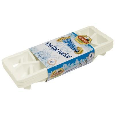 Форма для льда, набор 3шт, кремовый Curver/*21 шт купить оптом и в розницу