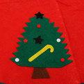 Коврик под елку 85см″Новый год″ с оборочкой купить оптом и в розницу