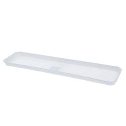 Поддон для балконного ящика 60 см белый *20 купить оптом и в розницу